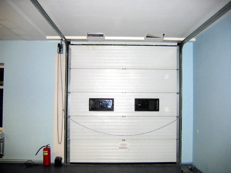 ворота гаражные харьков цена автоматические сенгвич